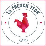 Logo de French Tech Gard